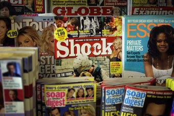 Is The End Near For Magazines?