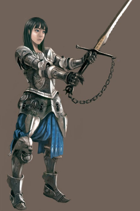 Women Fighters in Reasonable Armor: An Idea Whose Time Has Come