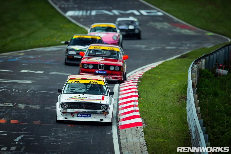 The love train of classic racers