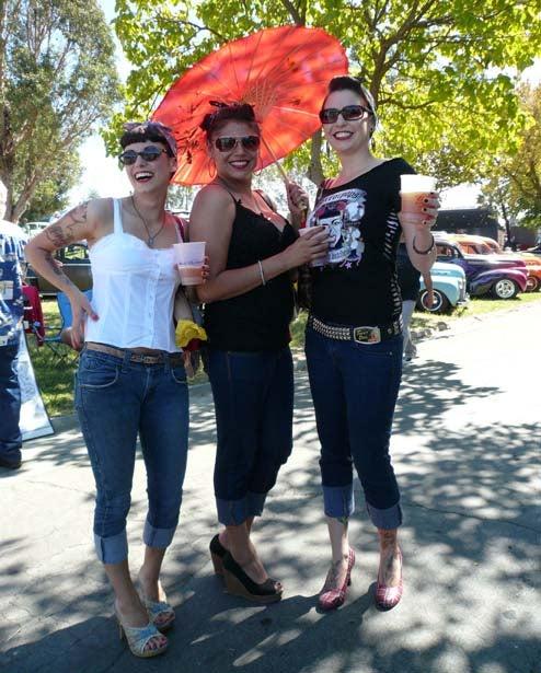 Ink, Beer, And Bettie Page Hair: The People Of Billetproof Nor-Cal 2008