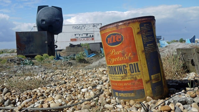 Used Cooking Oil Is a Hot Property on the Black Market. Seriously.