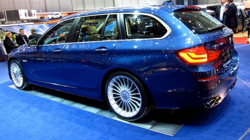 This is the BMW wagon we're pining for