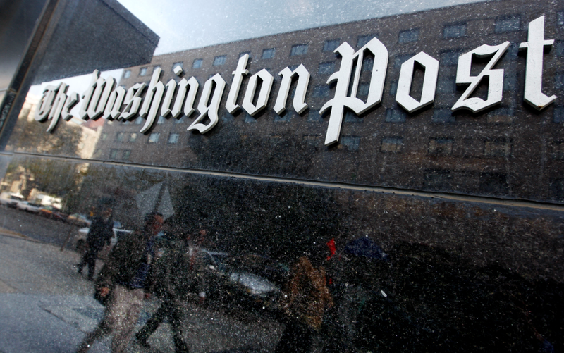Washington Post Event Has #Hashtag Name Just to Be #Cool