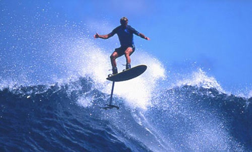 Laird Hamilton: Science and the Surf Board
