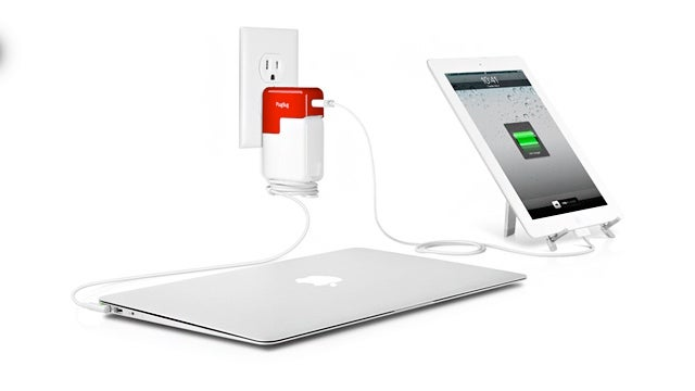 TwelveSouth's PlugBug Elegantly Charges Two Apple Devices With One Outlet
