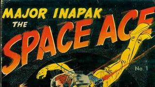Who Remembers <i>Major Inapak: Space Ace</i>?