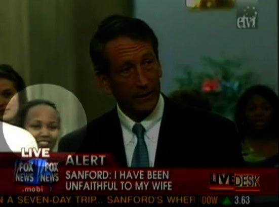 South Carolinians React To Governor Sanford's Tearful Confession