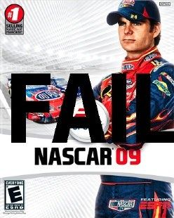 Goshdangit! My NASCAR 09 Gamesave Done Blowed Up!