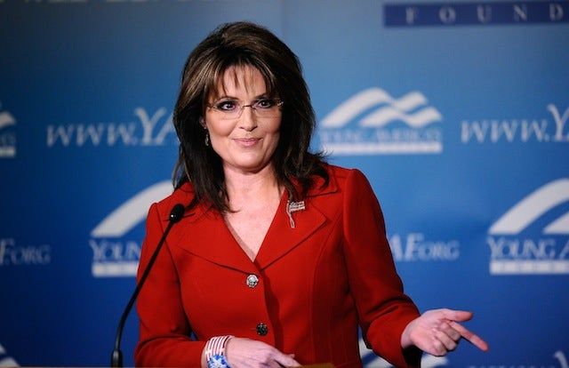 Sarah Palin Cheers Donald Trump's Birtherism