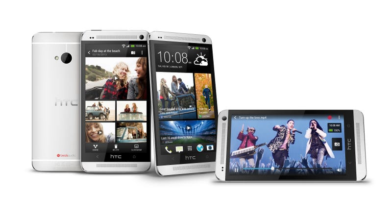 HTC One vs. Everyone Else: How Does It Stack Up?