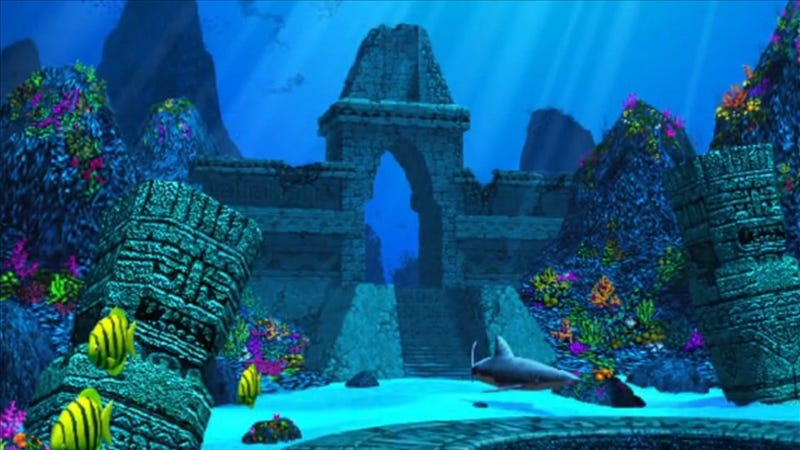 Ecco the Dolphin Follow-Up The Big Blue Looks to Kickstarter for Funding