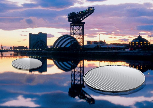 Solar Lily Pads Leave Robot Paw Prints on Glasgow River