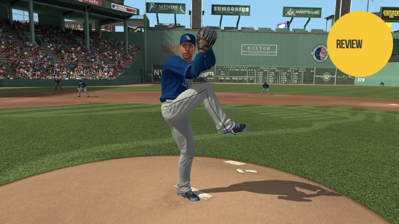 Major League Baseball 2K13: The Kotaku Review