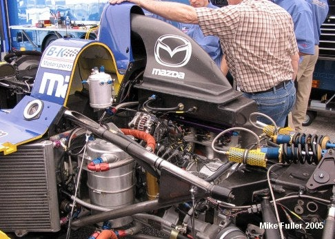 10 Things You Didn't Know About the Mazda Furai