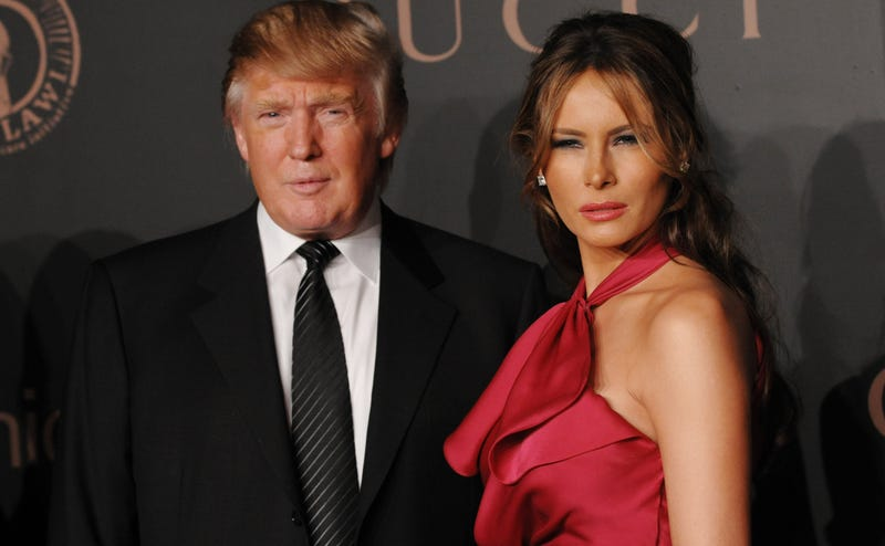 """Donald Trump Spent $120,000 of Other People's Money on Lunch With """"Salma Hayek and Her Breasts"""""""