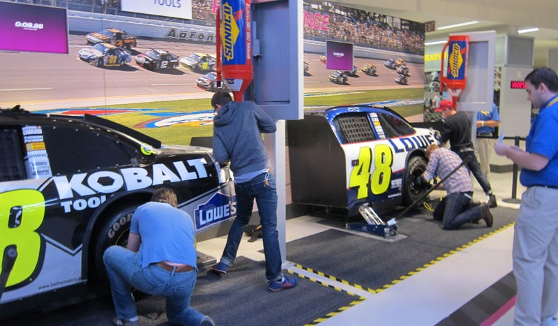 A Trip To The NASCAR Hall Of Fame And Our First Challenges On The Road To SXSW