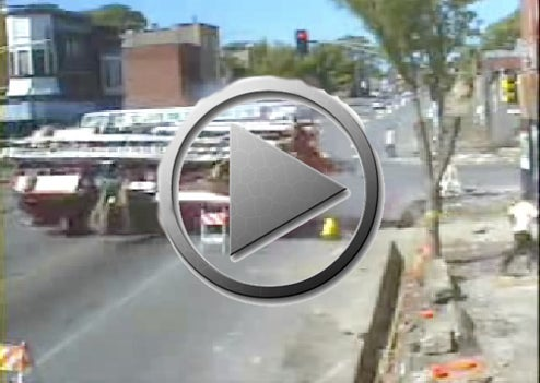 St. Louis Double Fire Truck Accident Video Leaks Onto Internet