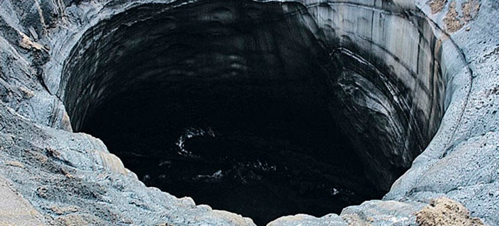 Two new mysterious giant holes found in Siberia, scientists puzzled