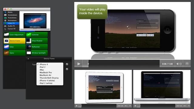 Camtasia for Mac Updates with Annotations, Effects, and New Editing Tools to Spice Up Your Screencasts
