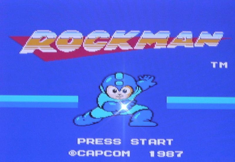 Robots We Love: Mega-Man
