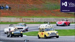 Atlantonauts - Vintage Racing at Road Atlanta this Weekend