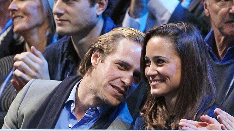 Who Is Pippa Middleton's Mystery Man Friend?