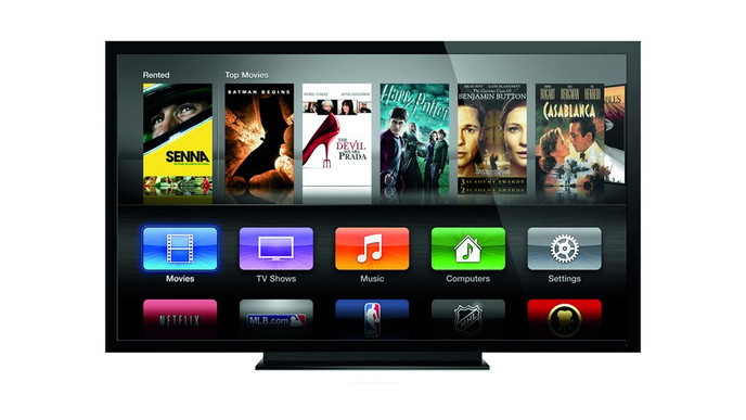 WSJ: Apple Is Testing Designs for a TV