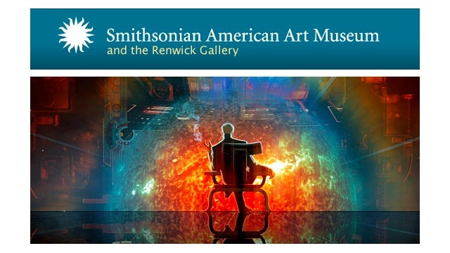 The Smithsonian Has Picked the Games of Its Art of Video Games Exhibit