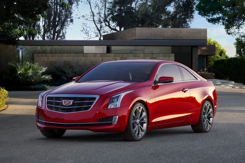 This Cadillac's design is so conservative