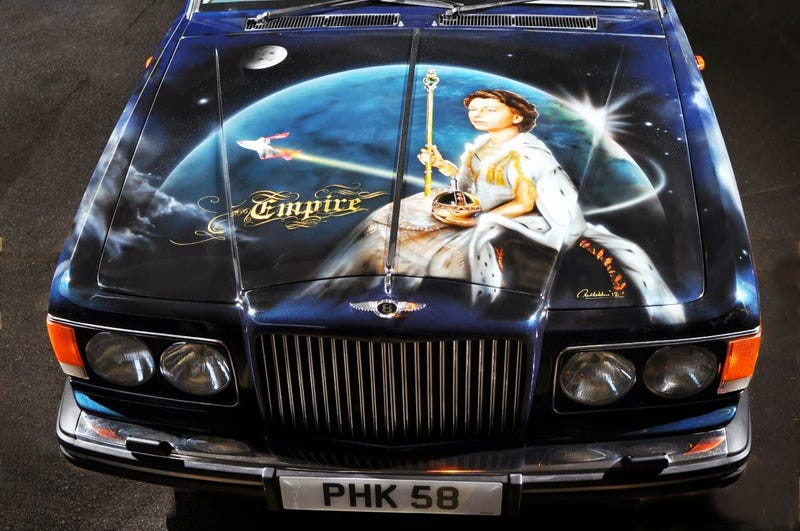 "Is This ""Empire"" Bentley Brilliant Or Tacky?"