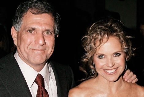 Katie Couric Is Not Totally Comfortable At CBS News