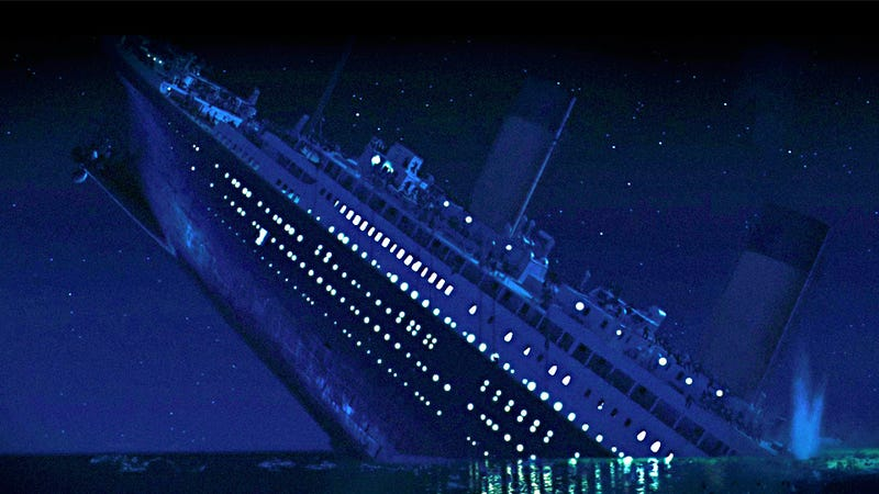 Neil DeGrasse Tyson Made James Cameron Update the Stars in Titanic 3D