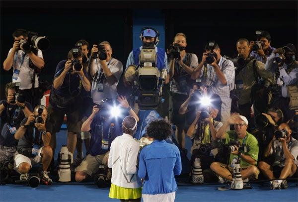 Venus & Serena: Trophy Lives