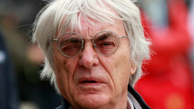 F1 Boss Bernie Ecclestone Says Bahrain Is 'Stupid' To Host His Race