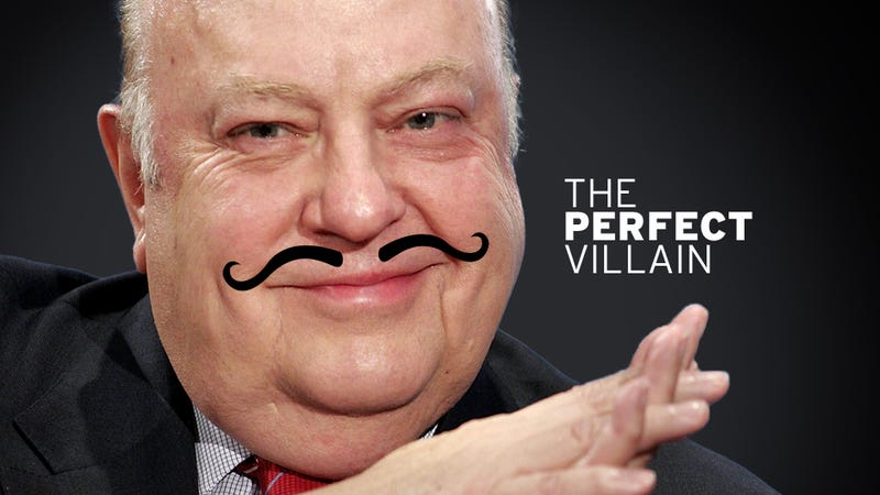 Roger Ailes Is Exactly the Kind of Jerk You'd Expect the Head of Fox News to Be