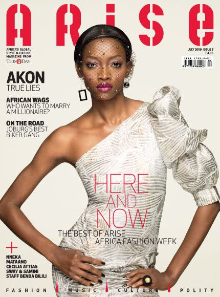 African Fashion Magazines On The Rise