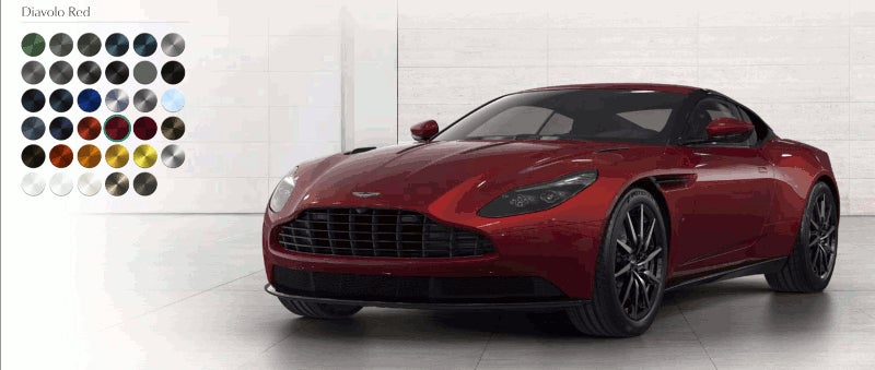 you can now build your very own teal aston martin db11 techkee. Black Bedroom Furniture Sets. Home Design Ideas
