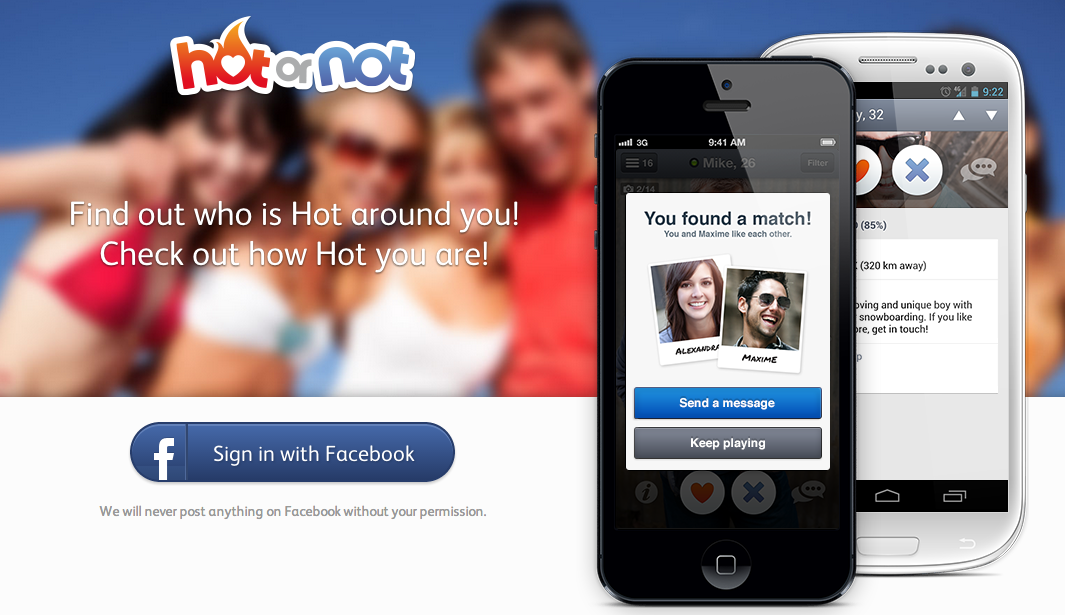 hot or not tinder plus