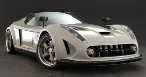 Castagna Releases Images of Corvette Z06-Based Aznom