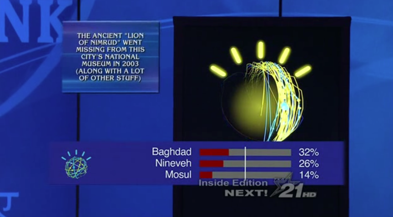 IBM Jeopardy Challenge, Night 2: Watson Runs Wild