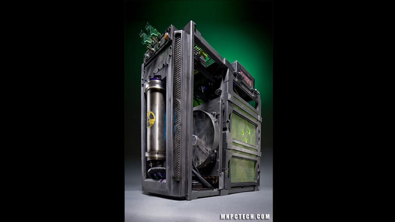 A Nuclear PC Mod for a Post-Apocalyptic World