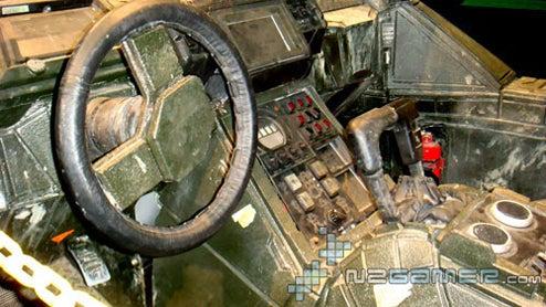 Get A Closer Look At WETA's Warthog