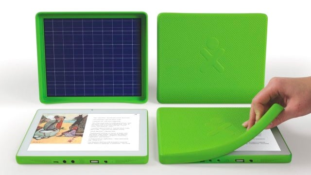 Here's What $100 Worth of Wondertablet Looks Like: OLPC XO 3.0 First Pictures