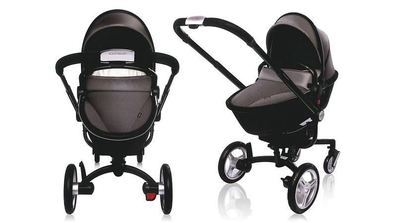 $3,000 Gets You Literally the Aston Martin of Strollers