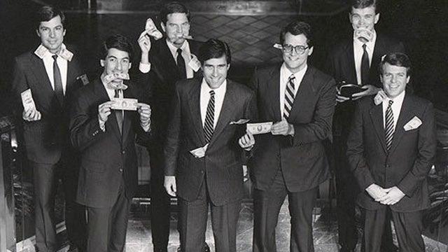 Top Democrats Giddily Distribute Mitt Romney's Embarrassing Old Photo