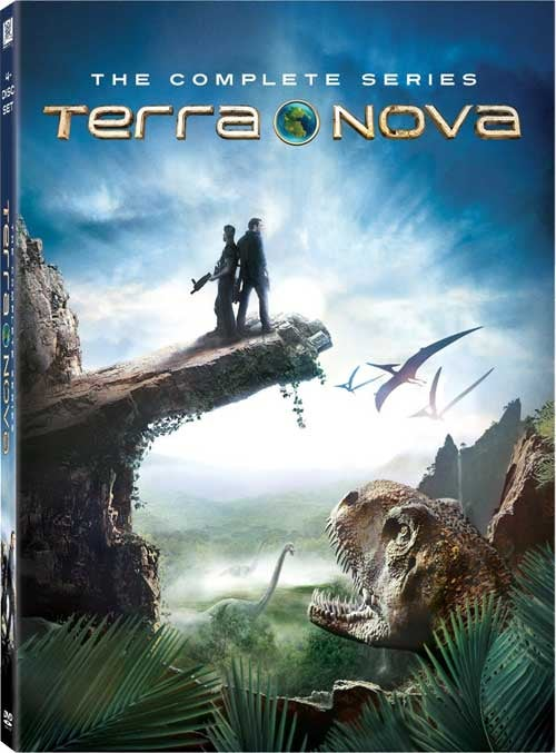 Terra Nova on DVD