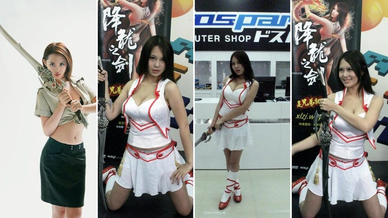 Mai Shiranui, Brought to Life