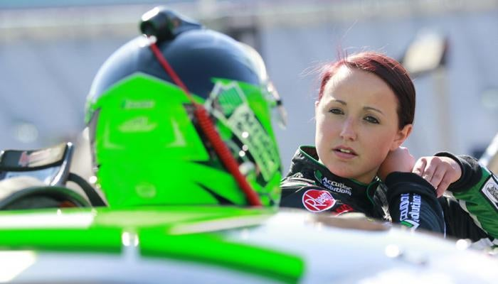 Meet Kenzie Ruston, NASCAR's Next Great Female Racer
