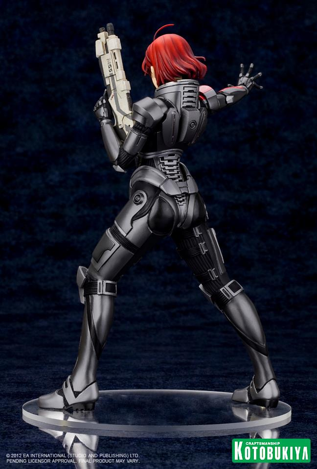 Japanese FemShep Statue is Surprisingly Unsexy