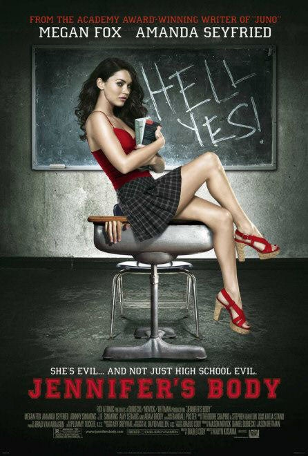 "Did Stupid Marketing Kill ""Jennifer's Body""?"